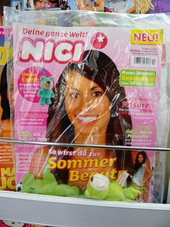 Zeitschrift Nici