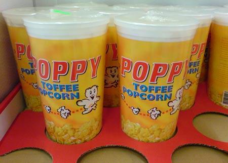 Popcorn Poppy