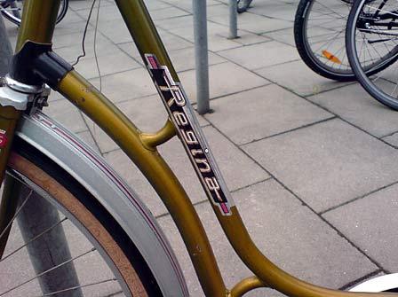 Fahrrad Regina