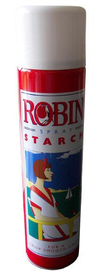 Wäschestärke Robin