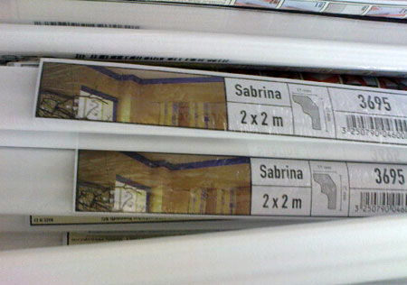 Stuckleiste Sabrina