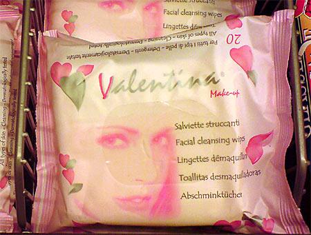 Abschminktuch Valentina