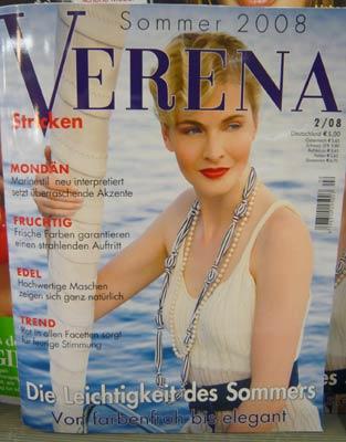 Zeitschrift Verena