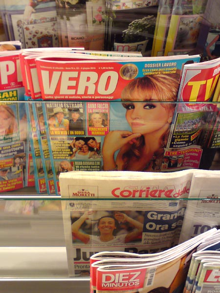 Zeitschrift Vero