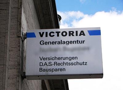 Versicherung Victoria