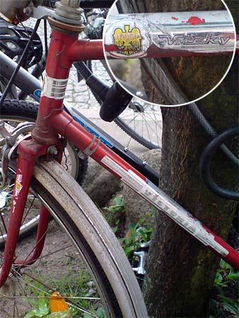 Fahrrad Victoria/Vicky