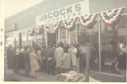Ratibu and his brother James opened there furniture store in East Orange New Jersey in 1968.