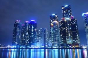 busan-night-marine-city