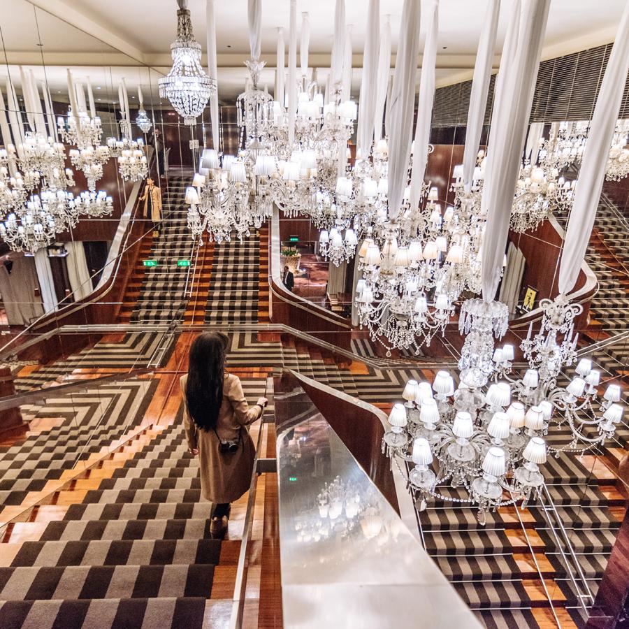 Art themed guide to paris with le royal monceau la - Royal monceau la cuisine ...