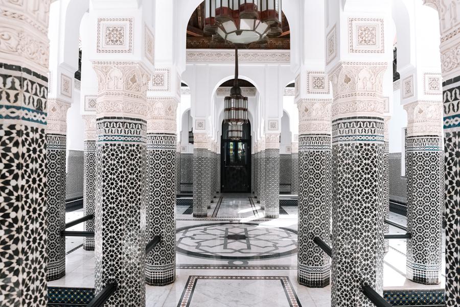 hotels we love la mamounia marrakech morocco dame traveler. Black Bedroom Furniture Sets. Home Design Ideas