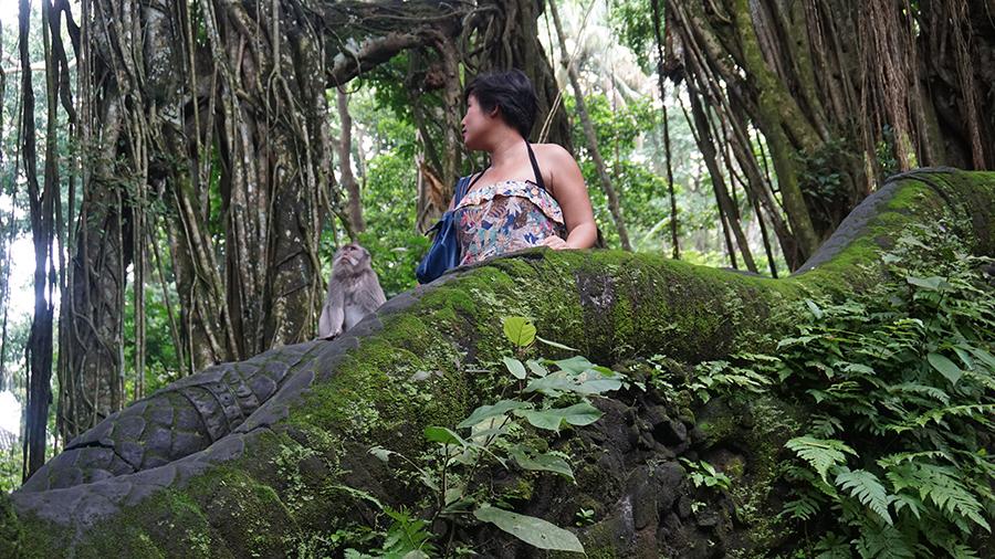 Live in Bali