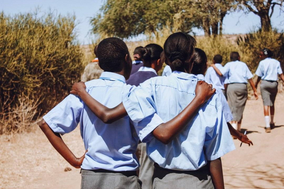 Daraja Means Bridge: Inside A School Giving Kenyan Girls An Education