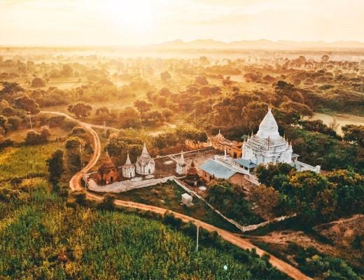 Bagan - Land of 10,000 Stupas