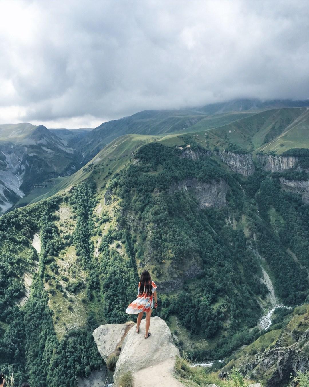 The Faces Of Dame Traveler: Meet Olga Chagunava