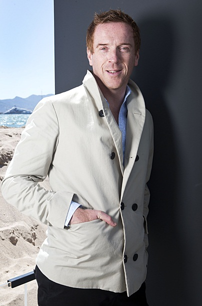 Damian Lewis in Cannes to promote The Silent Storm