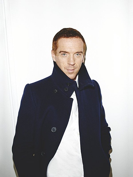 Damian Lewis in the The Guardian