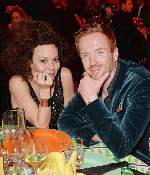 "Damian Lewis and Helen McCrory at ""A Night of Reggae"" for Save the Children UK"