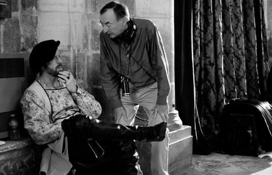 Damian Lewis and director Peter Kosminsky