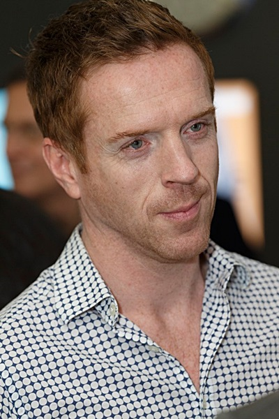 Damian Lewis at the Berlin Film Festival on Feb 6th