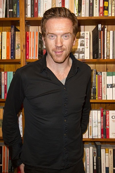 """Damian Lewis at """"The Outsanding Actor' book launch"""