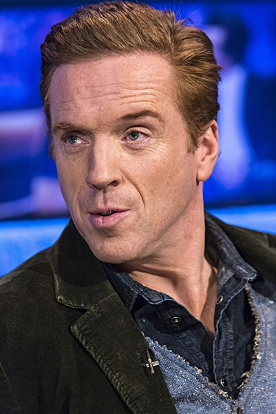 Damian Lewis on the 'Jonathan Ross Show'