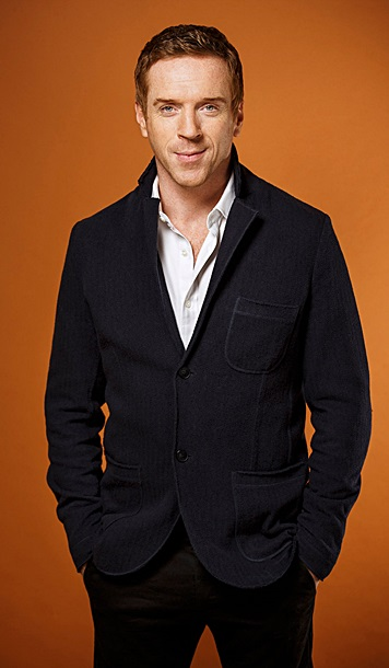 Damian Lewis in the LA Times photoshoot