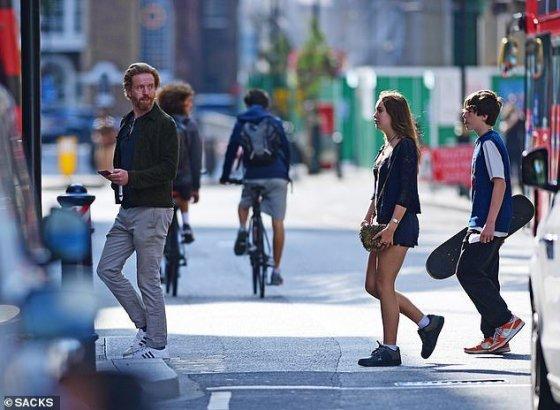Damian and Children Shopping in London - September 2, 2020 ...
