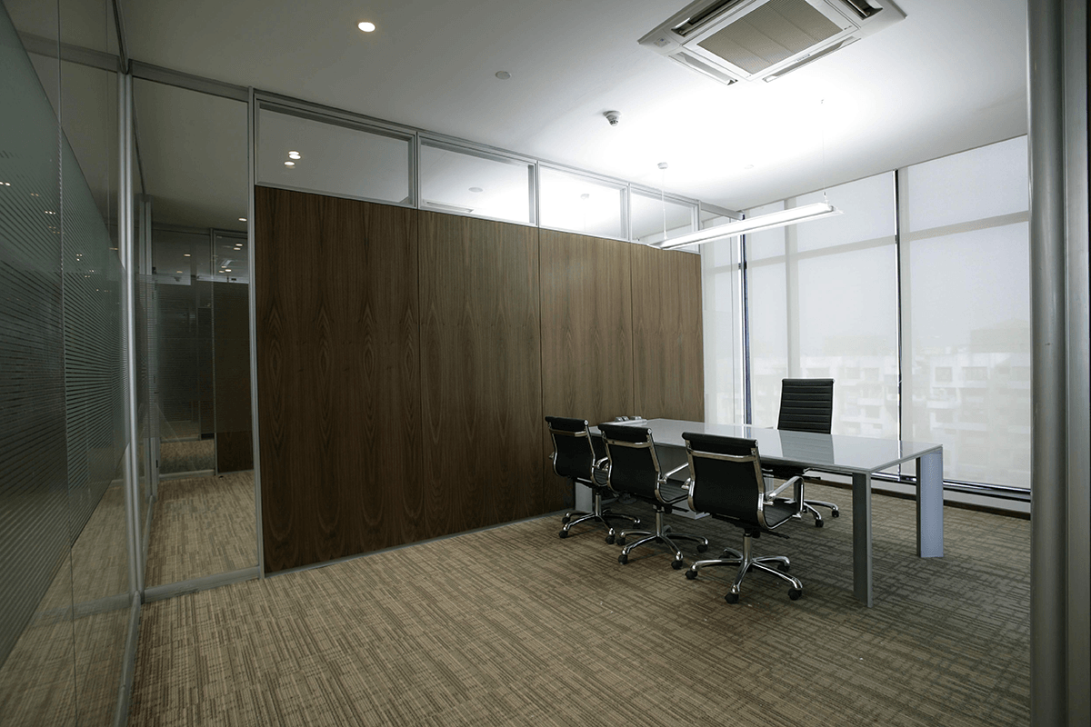 Demountable Glass Partitions  Glass Partition Walls For