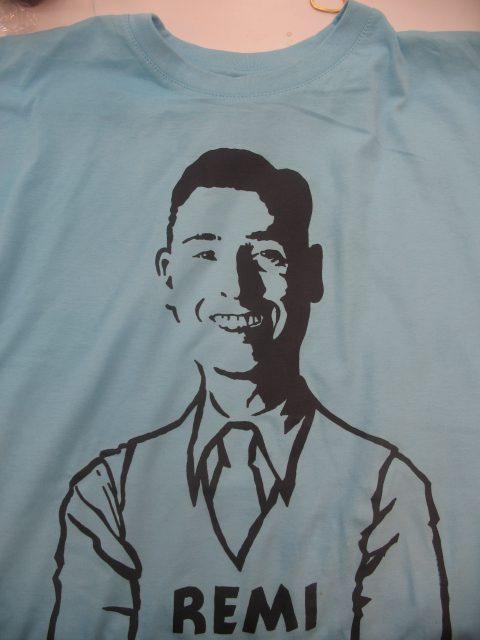 Camiseta Remi