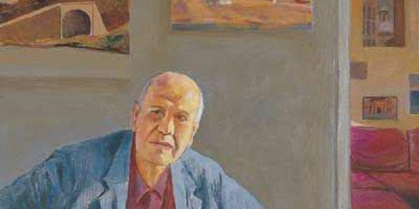 Edward Hooper 1994 Óleo sobre madera 20 x 35 cm