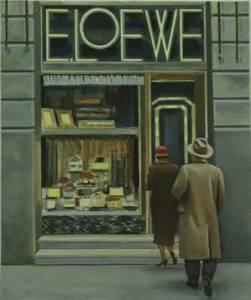 E. Loewe, 2010, óleo/lienzo, 46x38 cm.