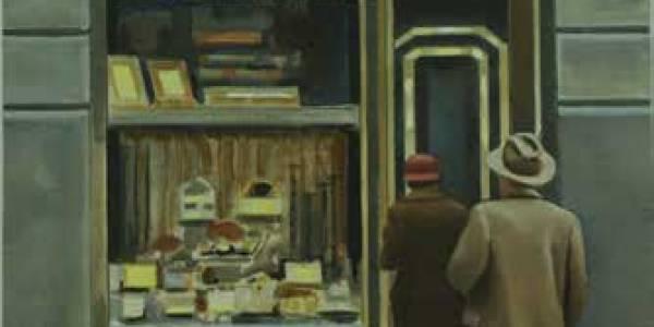 E. Loewe, 2010, óleo/lienzo, 46×38 cm.