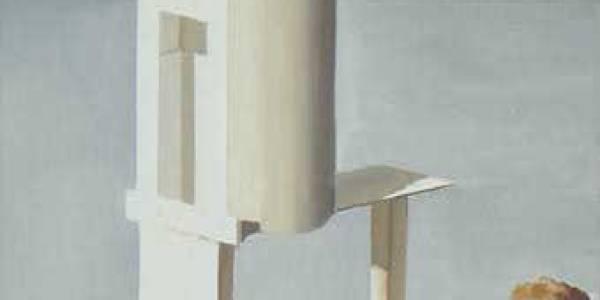 Maison Valery. 2003. Óleo sobre madera. 31 x 21 cm