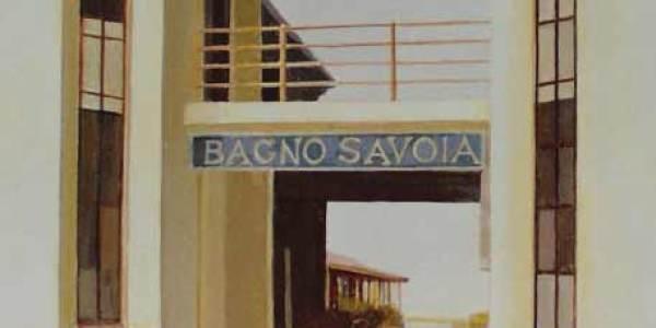Bagno Savoia 48 x 40 cm