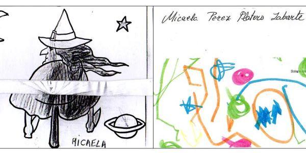 6ª POSTAL RECIBIDA MICAELA PÉREZ OCHOA