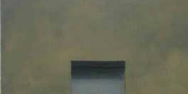 Balcón. 2008. Óleo/lienzo. 50×33 cm.