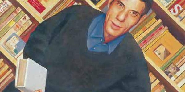 Manolo Gulliver 2000 Óleo sobre madera 40 x 40 cm