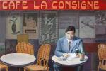 Los lugares de Ramón Gómez de la Serna (Café La Consigne)