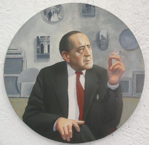 Arturo Barea por Damián Flores