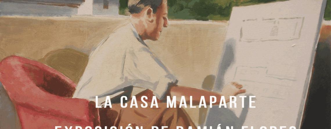 La casa Malaparte exposición sala La Calcografía Salamanca