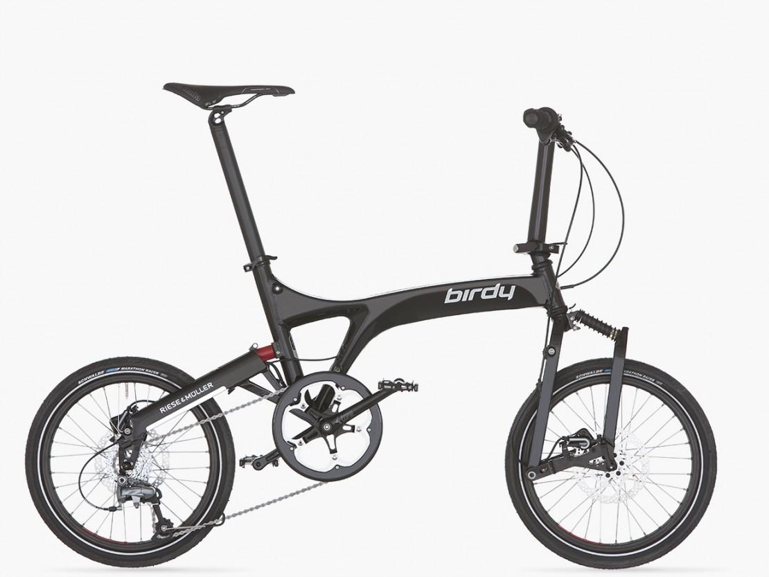 Birdy Speed Disc 2015 Folding Bike Folding Bicycle