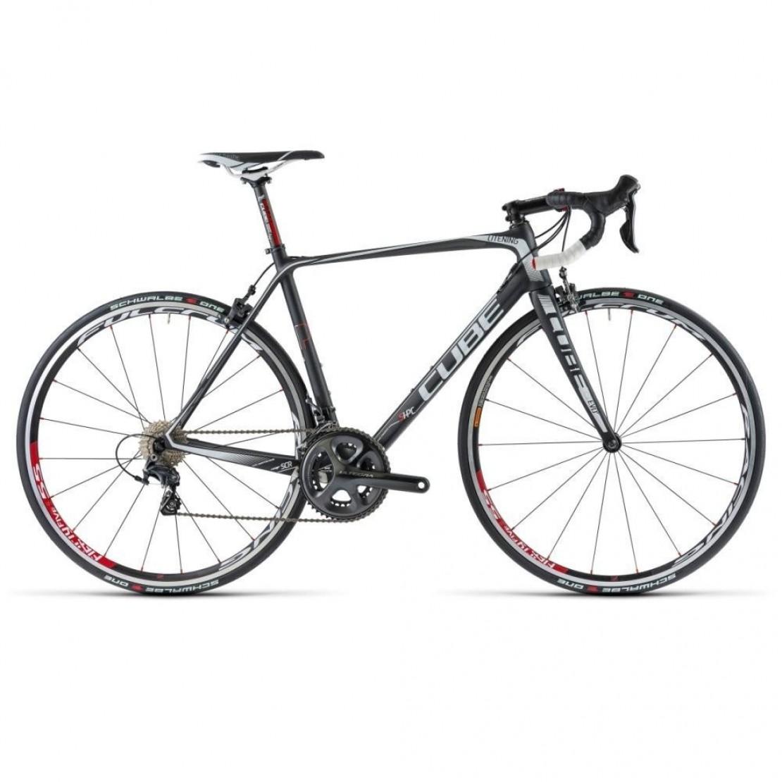 Cube Litening Super HPC Pro Blackline 2014 Road Bike