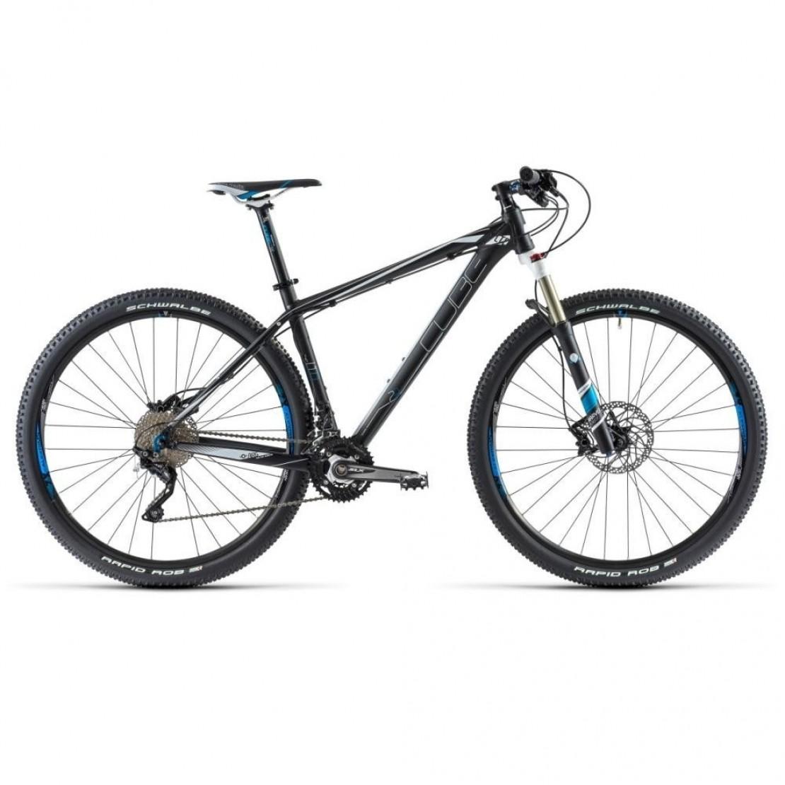 Cube LTD Pro 29 Blackline 2014 29er Mountain bike