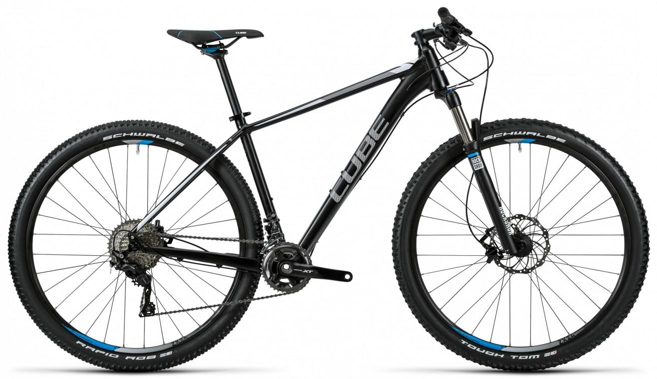 Cube LTD Pro 29 Blackline 3x 2016 29er Mountain bike