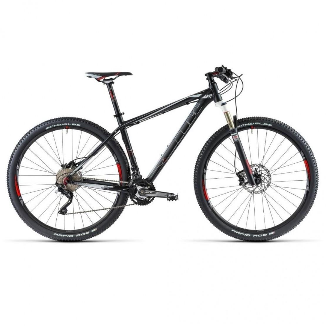 Cube LTD Race 29 Blackline 2014 29er Mountain bike
