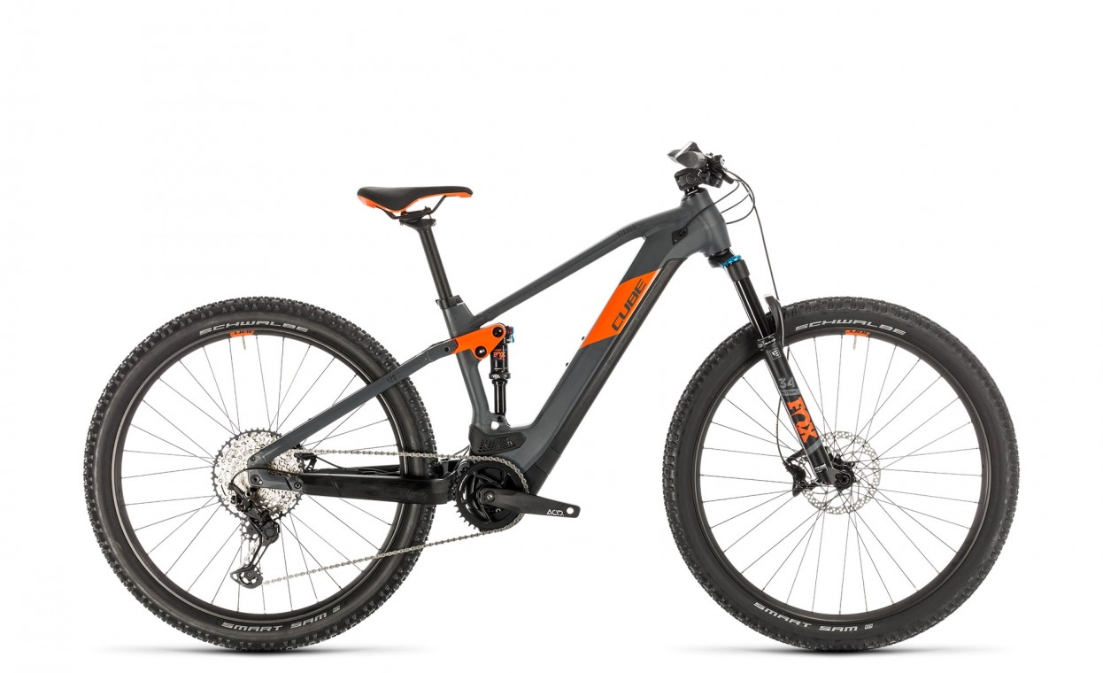 Cube Stereo Hybrid 120 Race 625 2020 Electric Bike