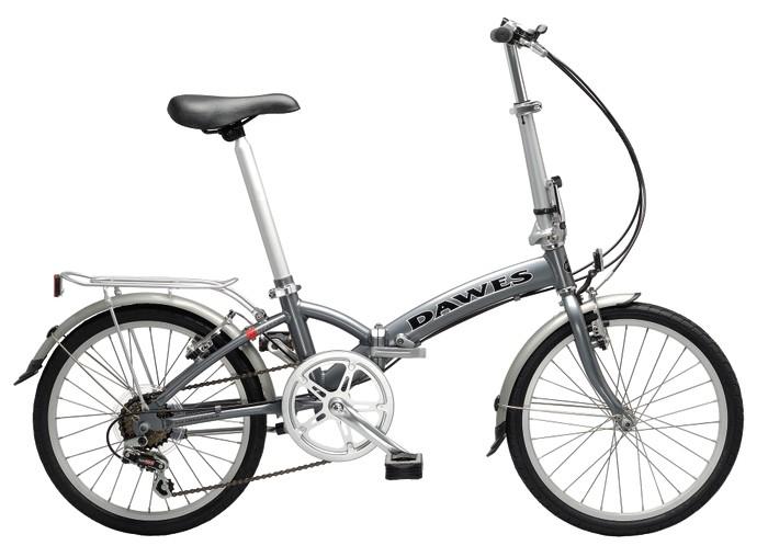 Dawes Jack Folding 2012 Folding Bike Folding Bicycle
