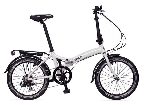 Dawes Kingpin Alloy Folding 2012 Folding Bike Folding Bicycle