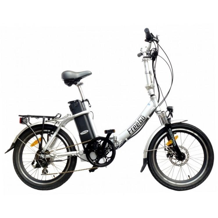 Electric Bikes: Freego Electric Bikes