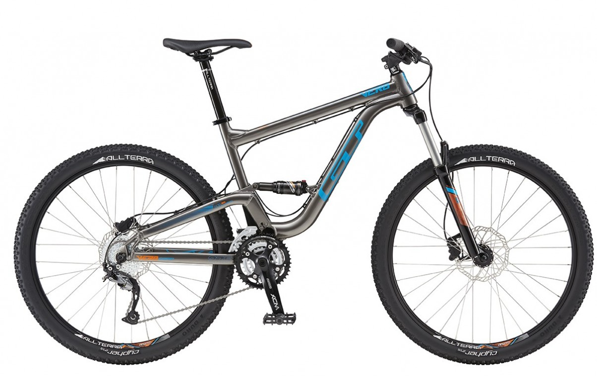 GT Verb Comp 2016 Full Suspension